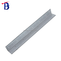 High precision sheet metal extruded