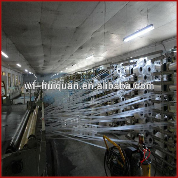 pe material woven tarpaulin manufacture in china