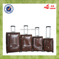 Commercial Business Man Most Popular Carry On Leather Luggage