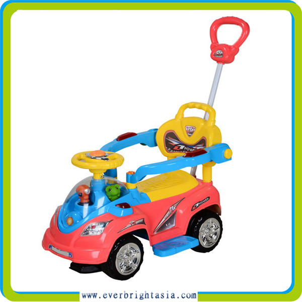 Newest Model Kids Twister. Kids Tolo Car.Swing Car With Music, Light.Guard Bar. Push Bar