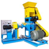 Factory Price Small Poultry Chicken Feed Making Machine Extruder Floating Fish Feed Granulator Pellet Mill