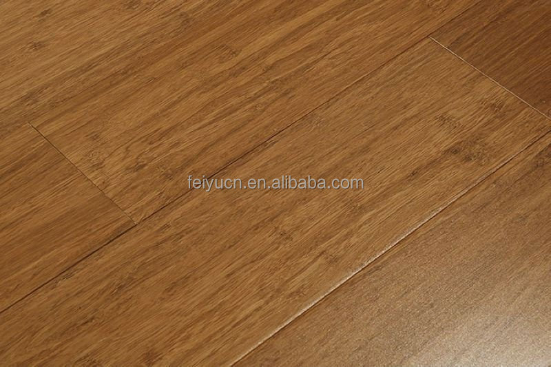 high traffic high hardness Indoor flooring bamboo floor solid flatten bamboo