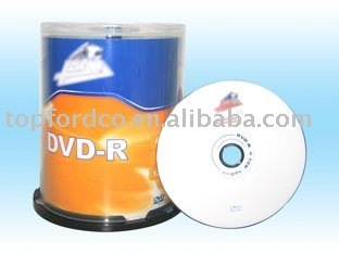 Blank DVD 4.7GB 16X (Compatible for PS2)
