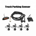 Waterproof IP67 Truck Parking sensor with 4 Digital sensor