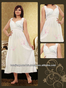 cotton nightdress for women