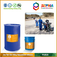 construction chemical polyurethane runway pavement settlement joint sealant