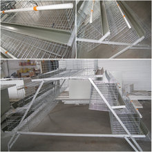 Chicken breeding 3 layer cages bird cage for laying hens