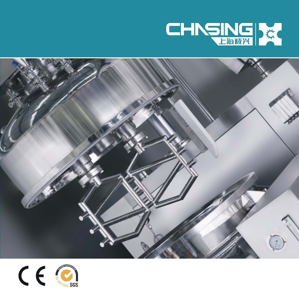 Shanghai Chasing Planetary Mixer with Vacuum