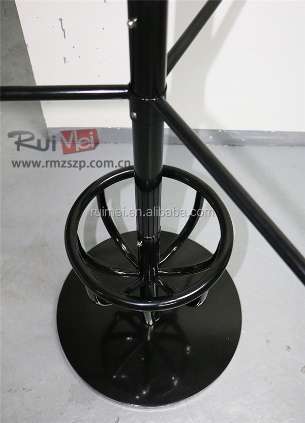 New style metal free standing rack Wind chimes /display rack