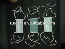 Disposable Surgical Nonwoven Face Mask with PE Bag