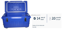 20L rotomolded plastic Bin Ice chest cooler