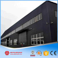 Manufacturer Design Construction Warehouse Large Span Steel Structure Storage Buildings Prefabricated Metal House