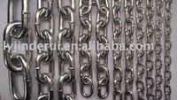 LINYI Electro Galvanized link Chains,galvanized chain,medium link chain CHAIN