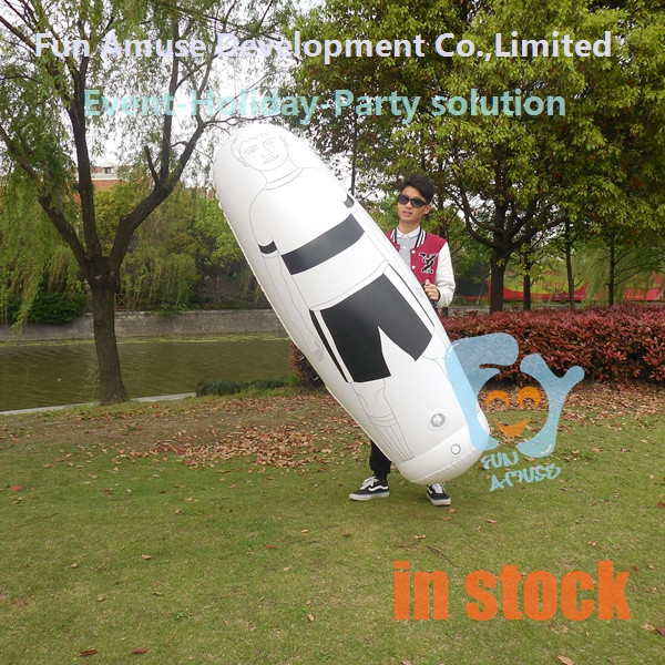 2m giant inflatable soccer dummy inflatable <strong>football</strong> training dummy sports mannequin