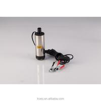 DLP 12v 24v DC Submersible Water Diesel Pump