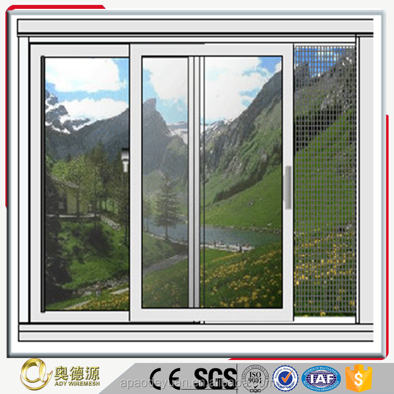 Hot sale ! stainless steel window screen mesh / mosquito screen / insect mesh