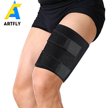 High Quality Adjustable Neoprene Thigh Brace Support