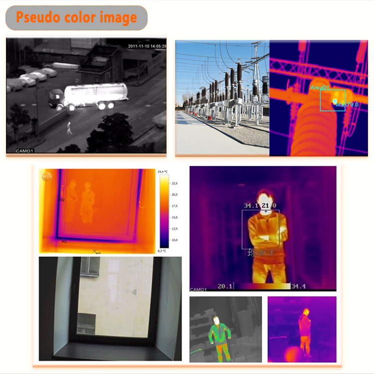 M700 min size industrial use thermal imaging camera module with 384x288 resolution