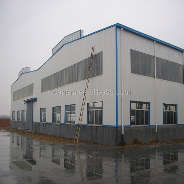 stable steel structure factory prefab steel structure workshop