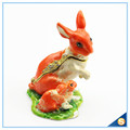 Handmade Lovely Rabbit Trinket Box For Decorative SCJ596