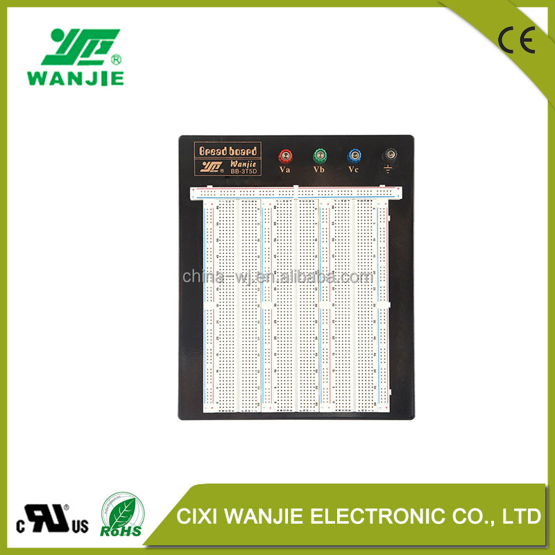 Complete production line enviroment-friendly electronic circuit breadboard module