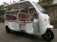 Electric passenger auto rickshaw,1000W Motor engine electric motorcycle