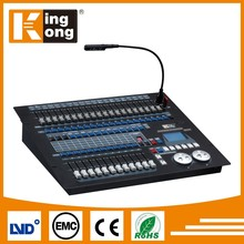 king kong 512 dmx project/projection lamp control console/controller