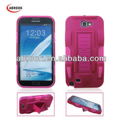 For samsung galaxy note 2 belt clip case,sort car holster combo case for samsung galaxy note 2
