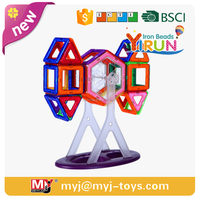 JM022429 yirun diy toys magnetic balls and sticks toys kids bricks intellect blocks toys