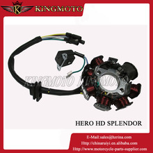 KM-20151031Motorcycle magneto stator coil 49cc Scooter Coil for HONDA