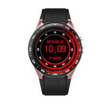 Mobile Phone 3G Android 5.1 OS Quad Core CPU 4G smart watch kw88