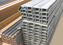 steel channel sizes