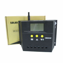 PWM solar charge controller manual, suitable for residential, light and transformation