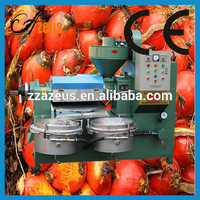 Palm oil extraction machine for palm kernel oil making processing extracting