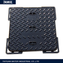 Cast Iron 750x750 Electrical Manhole Cover