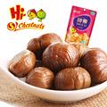 Roasted Peeled Chestnuts sugar free food