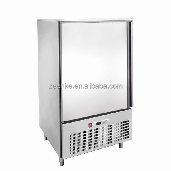 super fast freezer for sale/chest deep freezers stainless steel/blast chiller freezer