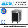ACS Fashion Black Custom Made Aluminum Storage Flight Case,ATA Case flight rack cases