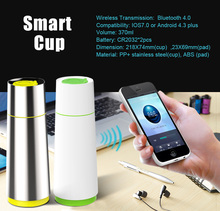 VSON new china products for sale smart cup drinking water with reminder sense