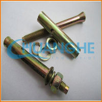 Alibaba China!hex bolt low head