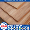 furniture grade finger joint laminated board/wooden panel /lumber from China manufacture LULIGRUOP