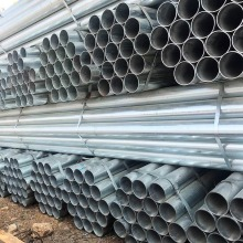 Best selling outdoor use steel tubes galvanized pipe from China