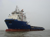 Build ocean going tug boat in shipyard with competitive price