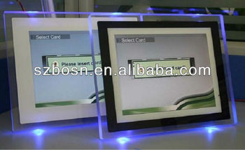 LED acrylic certificate holder;Acrylic photo frame;Acrylic picture frame;
