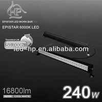 40 inch Auto parts 240W Off Road Led Light Bar