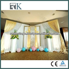 RK rental led curtain for stage backdrop use