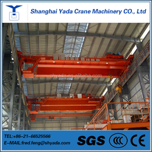 Double girder overhead crane used for workshop
