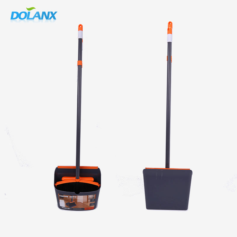 2018 hot selling mini broom and dustpan set holder and parts