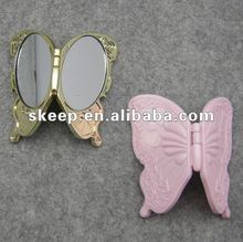2012 new design professional make up mirror Hot sale led make up mirror with light for promotion