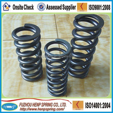 large cylinder drawing metal coil compression spring